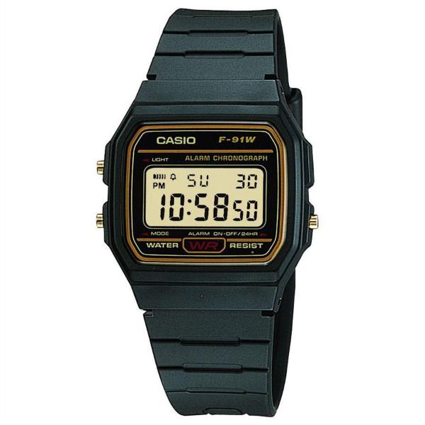 Casio F-91WG-9 muški digitalni sat