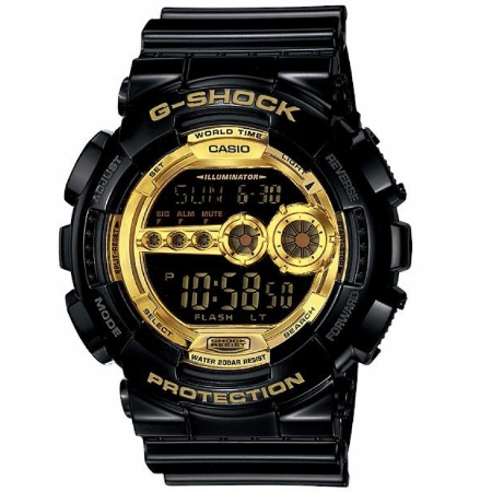 casio g-shock GD-100GB-1-1 muski sat
